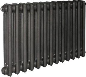 HOTHOT 16 článkov, Patina, 1120 W, 350x970 mm, Liatinový radiátor HH0236