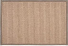 Koberec Tunturi, béžový, Rozmery  80x200 cm VM-Carpet