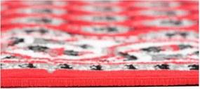 Behúň PP Revlon červený, Šířky běhounů 80 cm