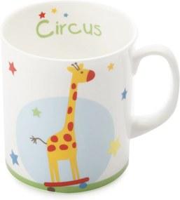 Maxwell & Williams Detský hrnček Cashmere Circus Žirafa 300 ml