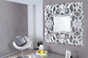 Zrkadlo Veneto strieborné Antik 75cm