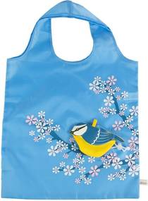 Nákupná taška Sass & Belle Bluebird