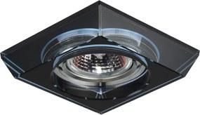 Emithor 71071 ELEGANT GLASS zápustné svietidlo GU10 / 50W, chróm