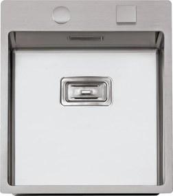 Sinks nerezový drez BOXER 450 FI