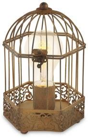 Eglo Eglo 49287 - Stolná lampa HARLING 1xE27/60W/230V EG49287