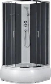 Sprchový box KIEL 90x90 cm