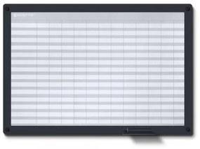 Plánovacia tabuľa Glassboard, 90 x 60 cm