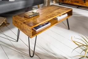 Konferenčný stolík Scorpion - 100cm, mango