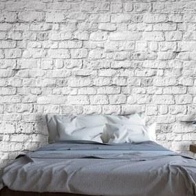 Fototapeta - White brick 300x210