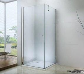 Mexen PRETORIA sprchovací kút 100x80cm, 852-080-100-01-00
