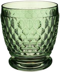 Villeroy & Boch Boston Coloured Green pohár na pálenku, 0,08 l