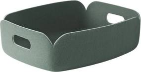 Muuto Kôš Restore Tray, dusty green