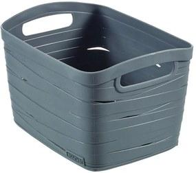 CURVER RIBBON L úložný box 24 x 38 x 29 cm, 20l šedý 00719-T37