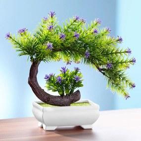 Umelá kvitnúca bonsaj