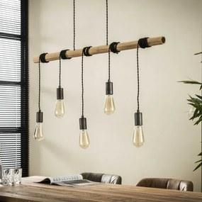 Luster 72-60 5L Bamboo tube-Komfort-nábytok