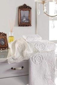 Soft Cotton Luxusný uterák DIANA 50x100 cm Biela