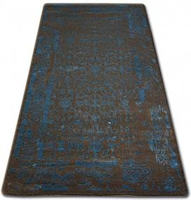 Luxusný kusový koberec akryl Icon hnedý, Velikosti 120x180cm