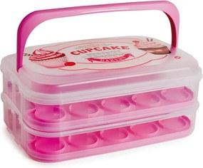 Dvojposchodový úložný box na Cupcake Snips Sweet