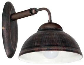 Luminex Nástenné svietidlo FOLK 1xE27/60W/230V LU7518
