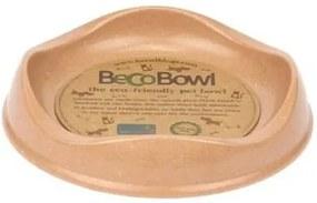 BecoPets Beco Bowl Cat 0,25l hnedá