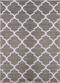 Berfin Dywany Kusový koberec Lagos 1052 Bronz - 160x220 cm