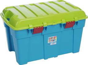 aa259def3 Skladovací box Fastplus Wham 50l (modrá)