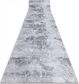 Behúň MEFE 2783 mramor - sivý - 60 cm