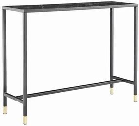 Dipp konzolový stolík 100x30 cm
