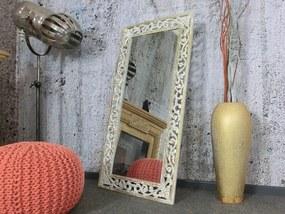 (2595) ORNAMENT zrkadlo so zlatou patinou