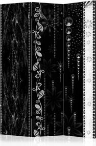 Paraván - Black Elegance 135x172