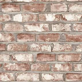 Vliesové tapety na stenu Exposed Warehouse EW3102, rozmer 10,05 m x 0,53 m, Grandeco