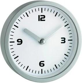 Nástenné kúpeľňové hodiny TFA, 16 cm