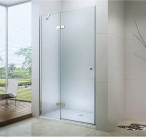 Mexen ROMA sprchové otváracie dvere 80 cm, 854-080-000-01-00