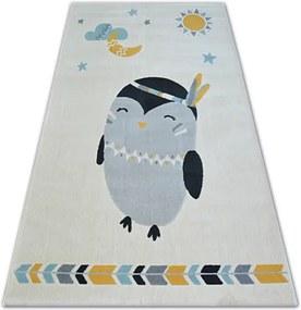 Koberec PASTEL 18401/062 - Tučniačik krémový - 120x170 cm