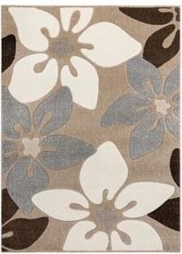 Kusový koberec Zanta béžový, Velikosti 120x170cm