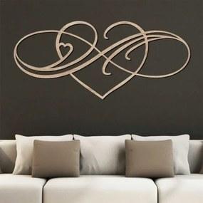 Romantický obraz - Infinity love