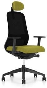 NOWY STYL Ergonomická kancelárska stolička SOULY MESH HRUA