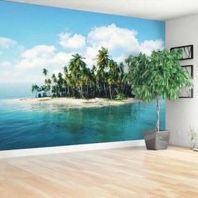 Fototapeta Ocean Island