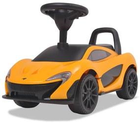 vidaXL Detské auto McLaren P1 žlté