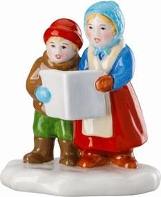 Rosenthal vianočná dekorácia Spievajúce deti, Vianočný trh