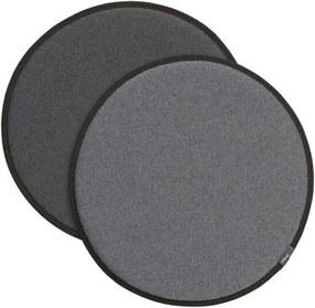 Vitra Sedák na stoličku Seat Dot, nero-grey