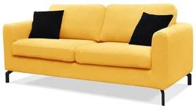 Pohovka KAPI Žlutá