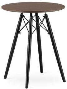 TODI Okrúhly stôl 60cm - jaseň