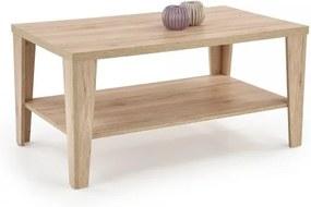 Konferenčný stolík Manta obdĺžnikový dub san remo