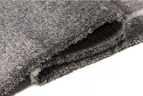 Kusový koberec Miami sivý, Velikosti 80x150cm