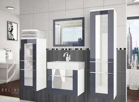 Kúpeľňová zostava Zabu závesná