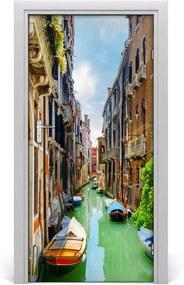 Fototapeta samolepiace na dvere  Benátky Taliansko