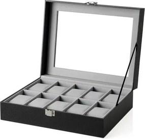 Sconto Stojan na šperky JWB0 sivá
