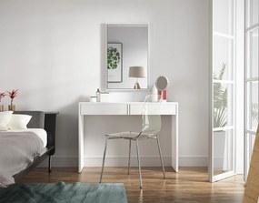 ASTRID biela toaletka so zásuvkami