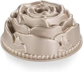 Tescoma Forma bábovka vysoká DELÍCIA 24 cm, ruža